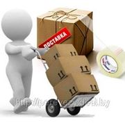 Доставка товаров и грузов фото
