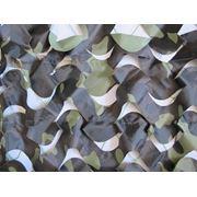 Сетка маскировочная ТСМ-75 камуфляж 15*6м фото