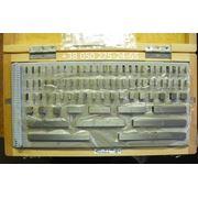 КМД №1 кл 2 стальные (концевые меры длины плоскопараллельные) фото