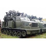 БТМ-3 Траншейная машина фото