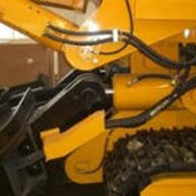 Поставка запасных частей к горно-шахтному оборудования фото