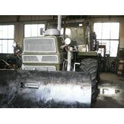 Машина полковая землеройная ПЗМ на базе трактора Т 150 конверсионная фото