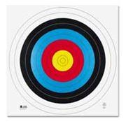 Мишень спортивная для стрельбы из лука арбалета (40 см) фото