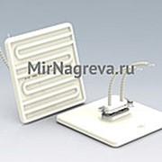 Керамический инфракрасный излучатель SFSE 200 Вт/ 230 В, 122*122*24 мм, провод 110 мм фото