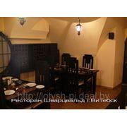 Дизайн интерьера кафе,ресторанов фото