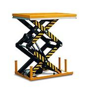 Стол подъемный стационарный TOR HW4003 г/п 4000кг, подъем 300-1400мм фото