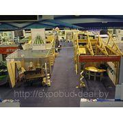 Организация выставок,аренда выставочного оборудования,оформление выставочных стендов фото