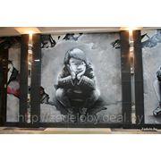 Роспись стен, граффити оформление фото