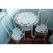 Декор мебели для веранды фото