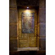 Элементы барельефа на тему: культура майа фото