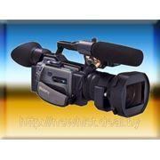 Видеосъёмка. Видеооператор на Вашем мероприятии. фото