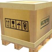 Упаковка для промышленных товаров фото