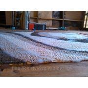 Чистка ковров влажная чистка шампунями. фото