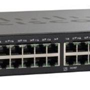 Коммутатор Cisco SG300-52P-K9-EU фото