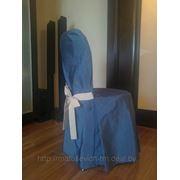 Чехлы на стулья. Пошив чехлов на стулья. Индивидуальный подход, огромный выбор. фото
