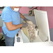 Сухая чистка и реставрация подушек из пера и пуха с помощью ультрафиолета (с доставкой на дом!!!) фото