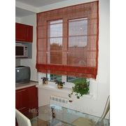 Римские шторы. Пошив штор. Римские шторы на заказ. фото