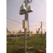 Пункт коммерческого учёта электроэнергии типа ПКУ-6(10) «Контакт» фото