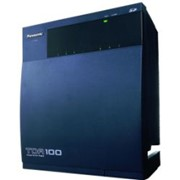 Цифровая АТС Panasonic KX-TDA 100/200 фото
