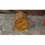 Жбан дубовый бочка дубовая для вина коньяка фото