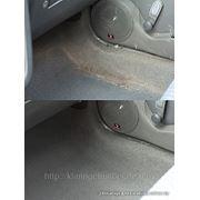 Химчистка авто фото