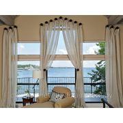 Пошив штор для мансард и арок фото