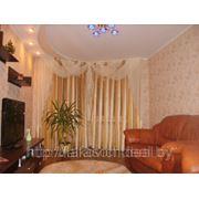 Пошив красивых штор Минск фото