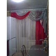Пошив штор по индивидуальному заказу +75 29 6400716 фото