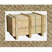 Ящики и коробки тарные деревянные фото