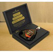 Подарочная картонная упаковка (коробка) премиум-класса для вина. Фото 1. фото