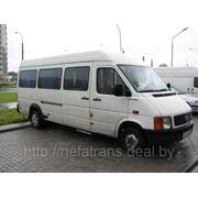 Прокат и аренда микроавтобуса с водителем и без. фото