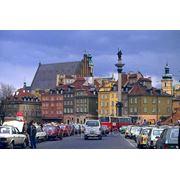 Автобусные билеты Витебск-Минск-Варшава фото