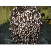 Завивка для волос фото