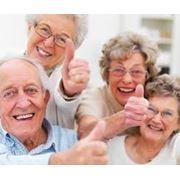 Стрижка пенсионная мужская фото