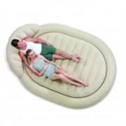 Оригинальная двуспальная кровать фото