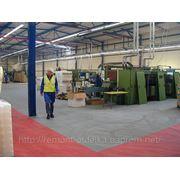 Ремонт заводских, складских помещений фото