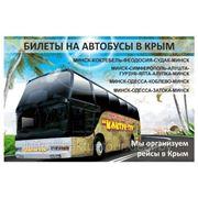 Проезд Минск Крым, трансфер фото