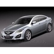 Мазда 6 (Mazda).Прокат VIP авто с водителем в Минске. фото