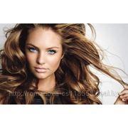 Глазирования волос фото