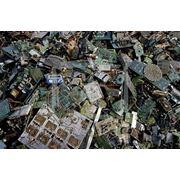 Сбор и переработка лома, содержащего драгметаллы фото