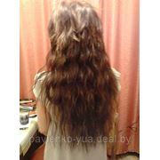 Наращивание волос фото