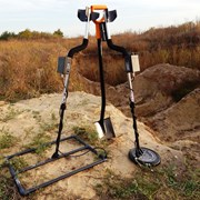 Металлоискатель Пират MTX с глубиной до 2,5 м фото
