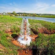 Проекты зон санитарной охраны и строительные проекты тампонажа артезианских скважин. фото