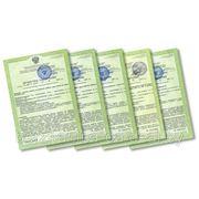 Сертификация товаров и услуг фото