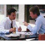 Профессиональные консультации по вопросам бизнес-планирования, привлечения инвестиций и развития фото