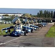 Вертолеты марки Ми восстановленные на предприятии фото