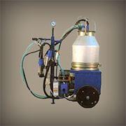 Доильный аппарат АИД -1 фото