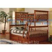 Кровать Буратино17 1900x900\1200 фото