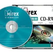 CD-RW 700Mb фото
