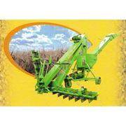 Зернометатель ЗМ-60 (метатель зерна зерномет) самопередвигающийся фото